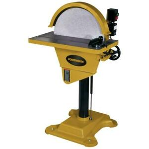Powermatic-1791276 20in. Disc Sander 2HP 1PH 230V