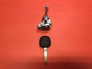 2002 2006 Toyota Camry Driver Front Left Door Lock Cylinder 2 Keys New