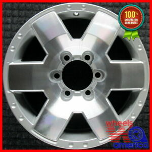 Wheel Rim Toyota Fj Cruiser 17 2007 2010 4261135330 4261135340 Factory Oe 69503