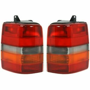 For Jeep Grand Cherokee 1993 1994 1995 1996 1997 Tail Lamp Right