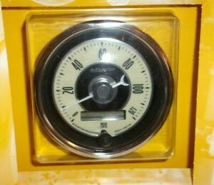 331 Autometer Cruiser Ad 3 3 8 Electric Programmable Speedometer Gauge 120 Mph