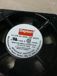 Dayton 6kd75 Axial Fan