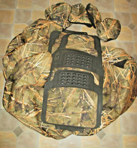 Car Seat Covers Hunting Camouflage Print Set