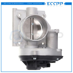 New Throttle Body Assembly For 2005 07 Mercury Montego Ford Freestyle 3 0l