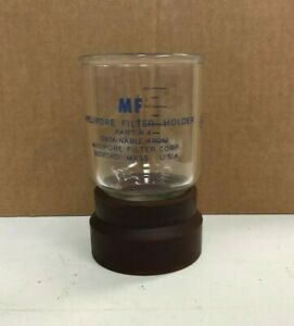 Millipore Filter Holder 250 Ml Chemistry Lab Glassware