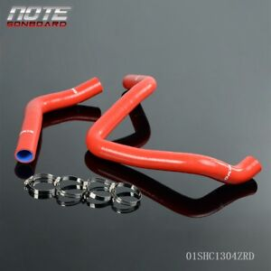 Silicone Radiator Tubing Pipe For Honda Civic Type R Dc2 Ek4 9 Dohc B16a b B18c