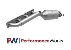 Magnaflow For Nissan Titan Exhaust Manifold With Integrated Converter 445500
