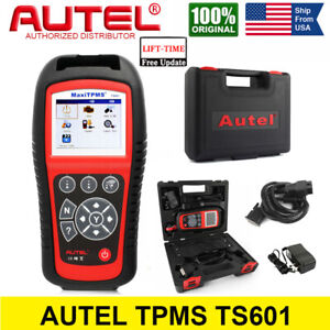 Autel Ts601 Ts401 Car Tire Pressure Monitor System Diagnostic Scanner Tpms Tool