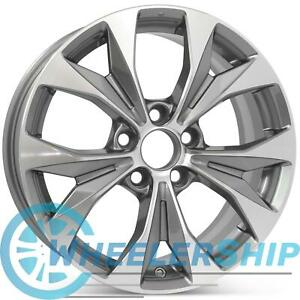 New 17 Replacement Wheel For Honda Civic 20212 2013 2014 Rim 64025