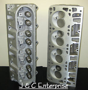 Rebuilt 5 3 Gm Gmc Chevy Cylinder Heads 243 Casting Number Ls2 Ls6