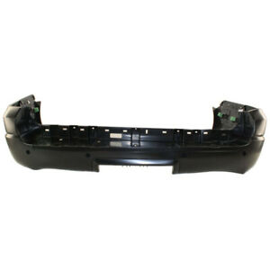 Fits 03 06 Expedition Rear Bumper Cover Assembly Primed Fo1100370 3l1z17k835gab