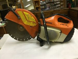 Stihl Ts420 14 Cutquik Cut off Concrete Saw
