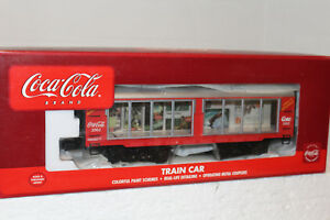 K-line k4698-02002 COCA COLA GALLERY OF REFRESHMENT CAR