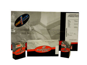 Small Block Fits Chevy 350 5 7 Premium Engine Re ring Remain Kit Moly Rings