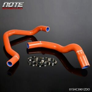 Silicone Radiator Hose Clamps For Jeep Cherokee Xj 4 0l 242 Cid L6 1984 2005
