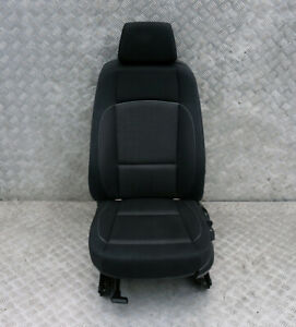 Bmw 1 Series 1 E81 E82 Front Left N s Cloth Fabric Side Seat Network Anthracite