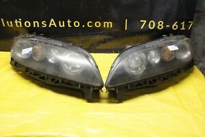 2006 2007 Mazdaspeed 6 Ms6 Right And Left Headlights Oem