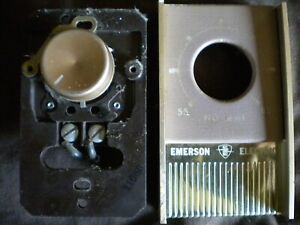 Thermostat Switch 220 V Emerson Electric