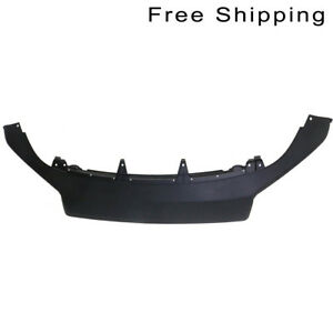 Front Textured Lower Valance Spoiler Fits Volkswagen Jetta Sedan Vw1093128