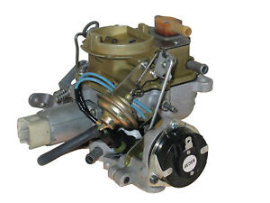 Carter Bbd Carburetor 1982 1991 Amc Jeep 258 Ci 4 2l Engine Electric Feedback