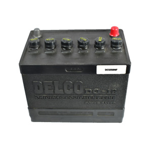 Delco Antique Collector Series Oe Replacement Battery part Dc12sbnf