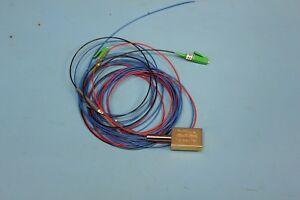 Dicon Fiberoptics Mems Switch Optical Switch 3 Wires