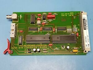 Berthold Lb3959 Keyboard Counter With D a Converter Board