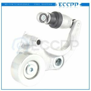 Serpentine Belt Tensioner Kit For 2006 Honda Civic Dx Ex Lx Gx Cng 1 8l
