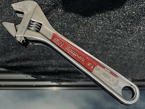 Snap On Fad8 8 20mm Adjustable Wrench Usa