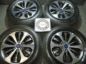 2020 Ford F150 F 150 Sport 20 Factory Wheels Tires Hankook At P275 55r20 505