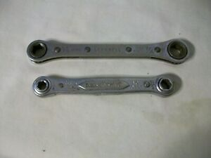 Cornwell Indestro Select Ratcheting Wrench Set Of 2