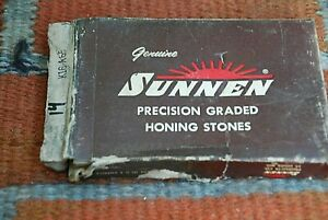 Sunnen K16 a65 Honing Hone Stones box Of 14 New Nos Many Others Available