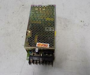 Cosel 24v 6 5amp Power Supply Paa150f 24 n