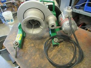 Greenlee 640 Wire And Cable Puller Tugger Chugger Refurbished