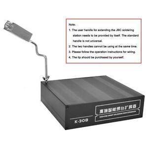 K 308 Extender Soldering Iron Expansion Station Fit For Jbc t12 1200 Iron Tip