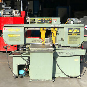 Used Hyd mech S 20 Band Saw