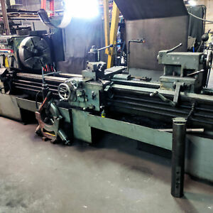 Used Leblond 24 Regal Hollow spindle Lathe