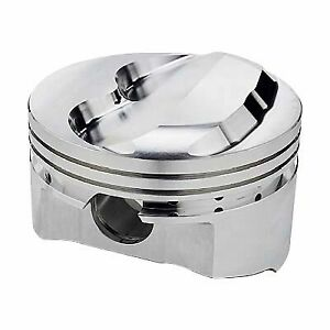 Speed Pro trw Chevy 350 5 7 Forged Dome Coated Pistons L2252yf 60