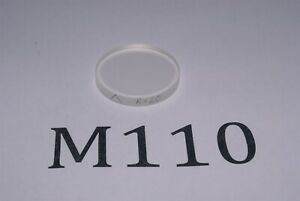 Partial reflector beamsplitter Excimer Laser Mirror For 248 Nm 1 5 Dia m110