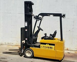 2006 Yale Erp040 Electric Forklift