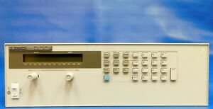 Agilent Hp Keysight E4356a Programmable Dc Power Supply 2100 W Untested
