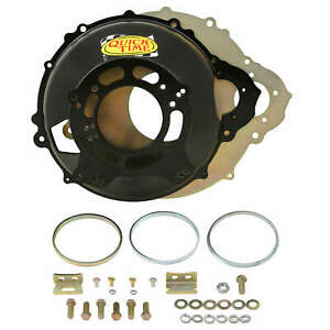 Quick Time Rm 8056 Quick Time Ford Y block To Top Loader Transmission Bellh