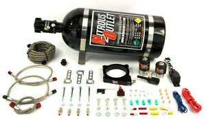 Nitrous Outlet Ford 2011 2018 Mustang F 150 5 0l Plate System 10lb Bottle