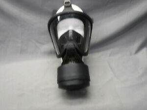 Msa Full Face Ultra Elite Mask 5 point Head Harness Small With Nylon Case