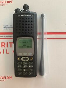 Motorola Xts5000 800mhz M3 Slightly Used A Cond W fpp Desofb xl Latest Firmware