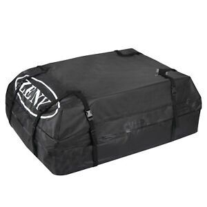 Travel Cargo Top Carrier Bag Roof Rack Storage Waterproof Luggage Car Rooftop