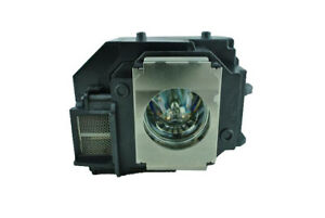 Oem Bulb With Housing For Epson H312a Projector With 180 Day Warranty