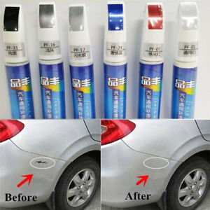 Useful Auto Car Coat Paint Pen Touch Up Scratch Clear Repair Remover Applicator