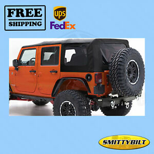 Soft Top Diamond Diamond Smittybilt For Jeep Wrangler 2007 2009