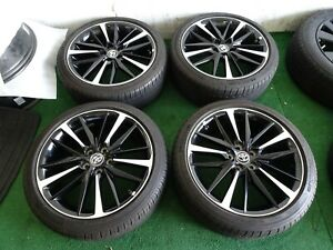 2018 2019 Toyota Camry Xse Oem Factory 19 Wheels Rims 235 40 19 Tires 5x114 3